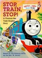 bookcover of Stop Train Stop!