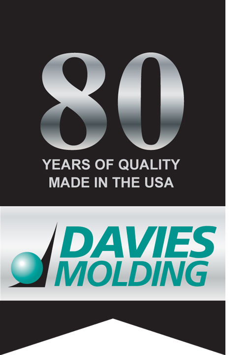 Davies Molding Manufacturer of Knobs, Handles, and Cases 80 Years