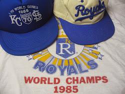 1985 World Series memorabilia