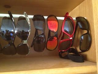Где и как хранить солнцезащитные очки