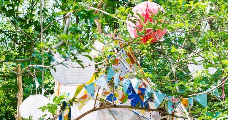 Decoraci n f cil un rinc n en el jardin para los ni os con ikea - Ikea jardin ninos nantes ...