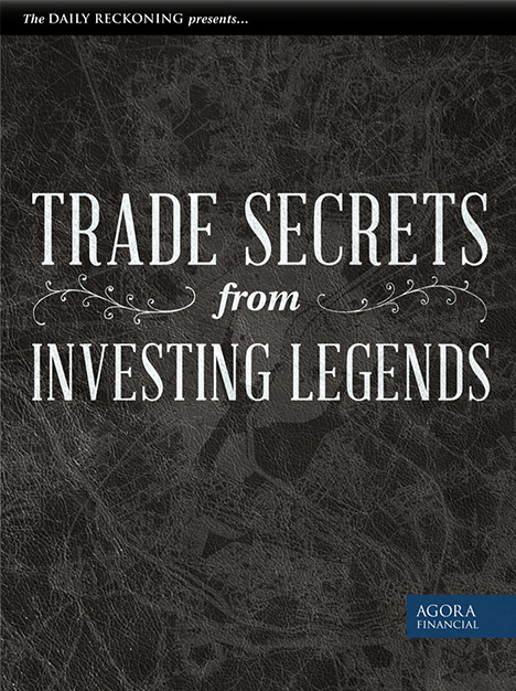 Trade Secrets from Investing Legends