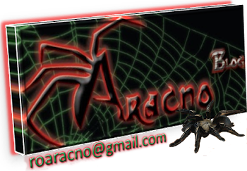 Desenvolvido por ARACNO Blog