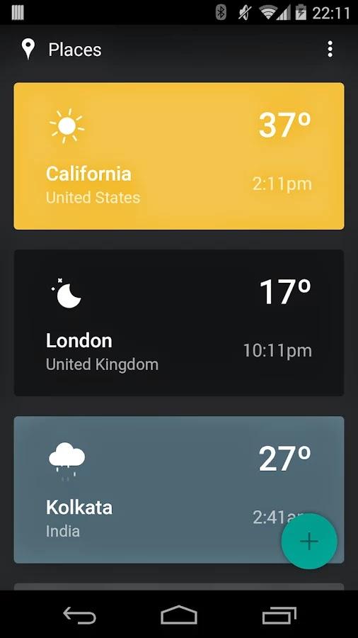 Weather Timeline - Forecast v1.0.5