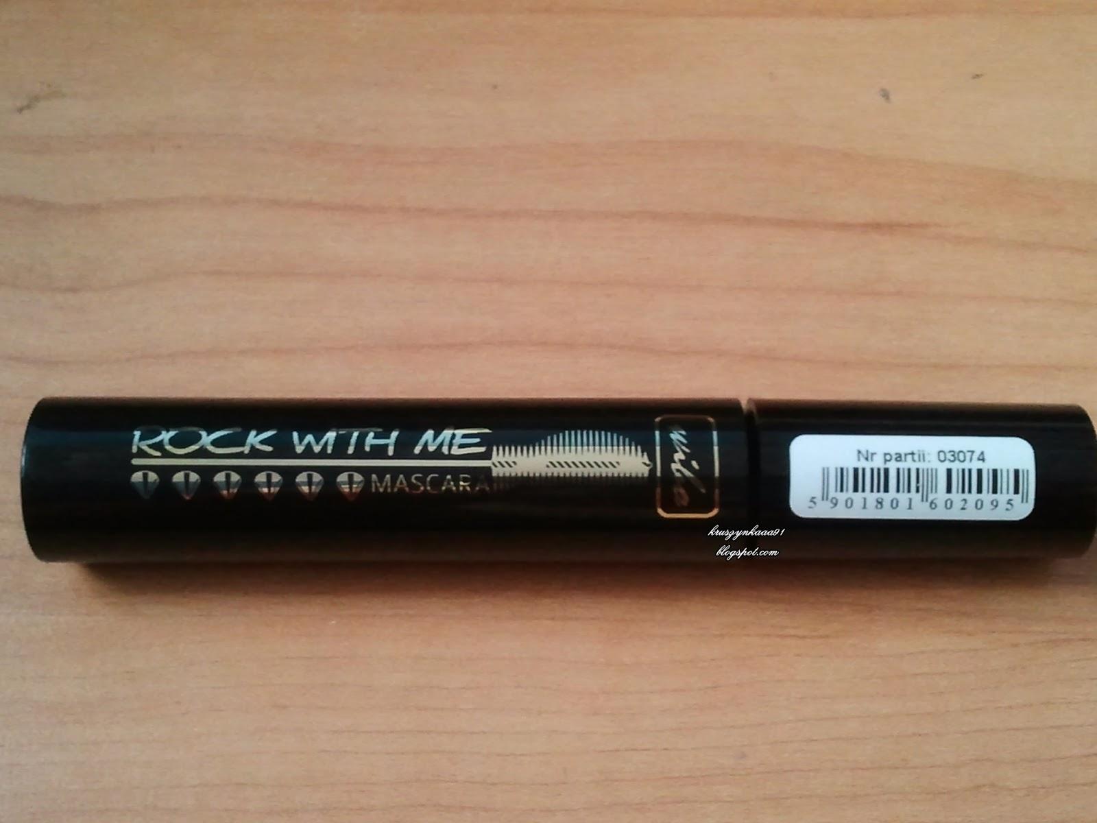 Wibo Rock With Me Mascara