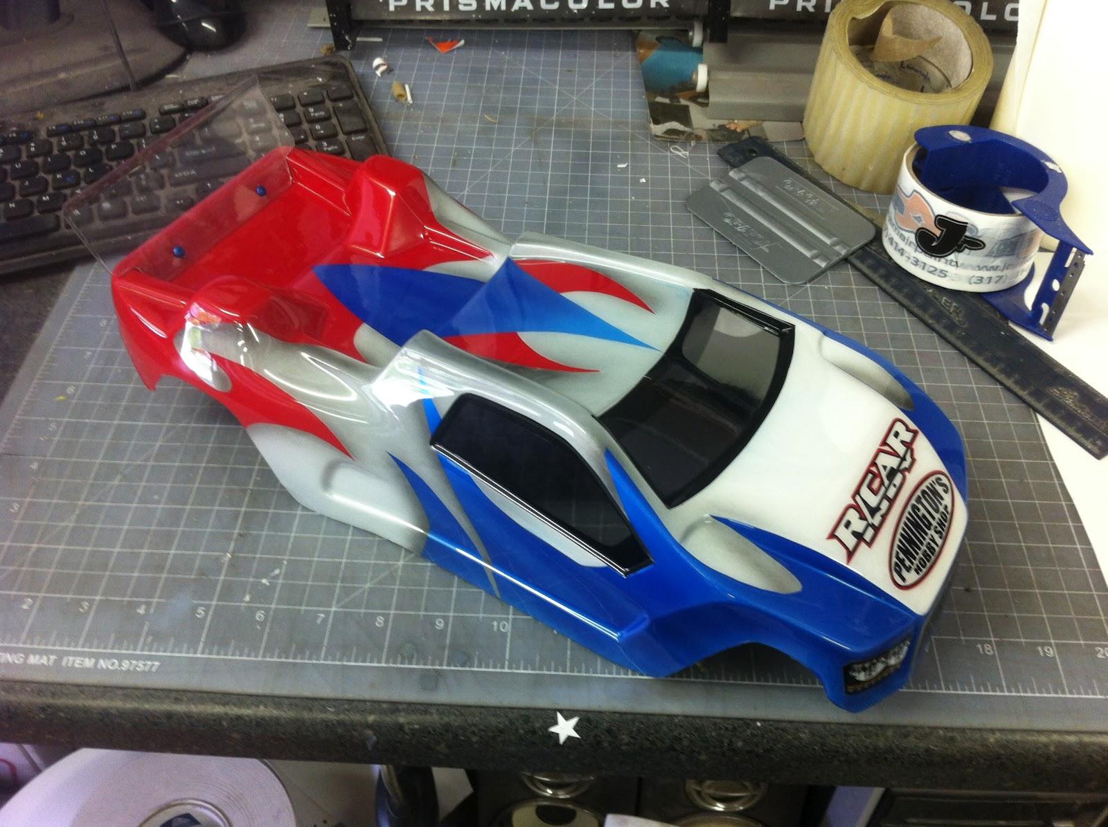 RockStar Paint: RC Cars