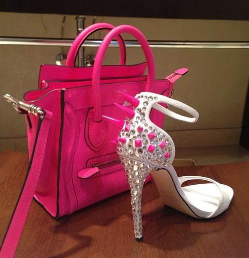 STYLE: Matching Shoes and Bags/Clutches/Purses