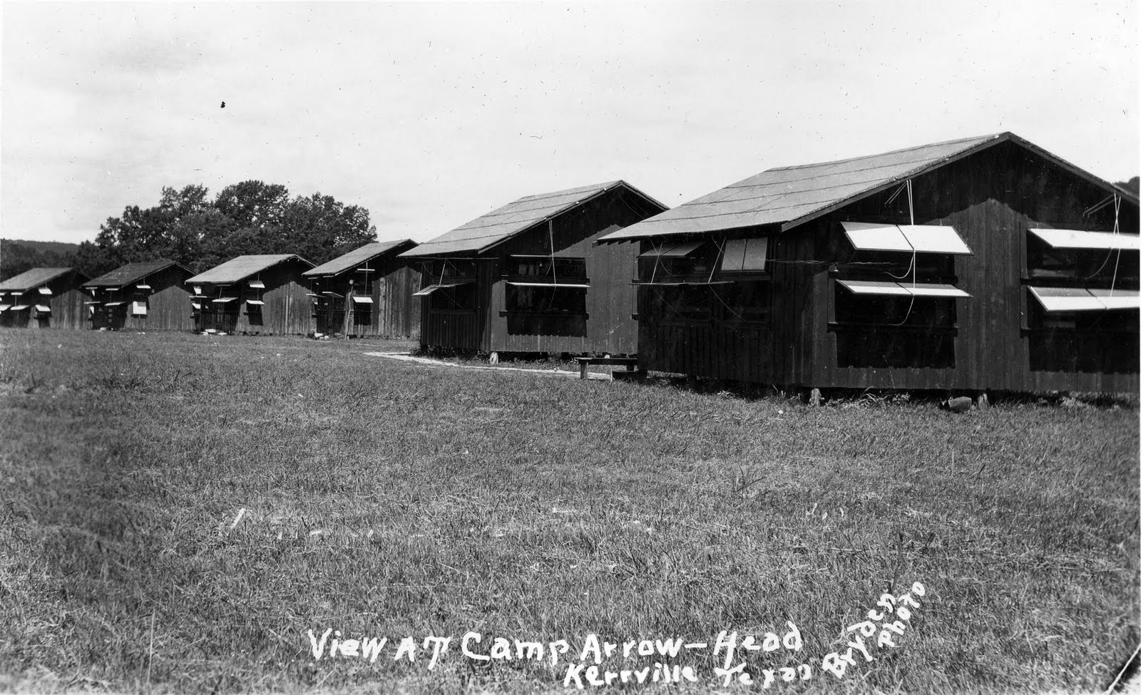 Camp Arrowhead, Hunt, Texas, By Starr Bryden