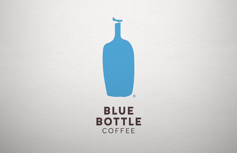 Blue Bottle Coffee Logo Design