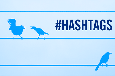 What is twitter hashtag?