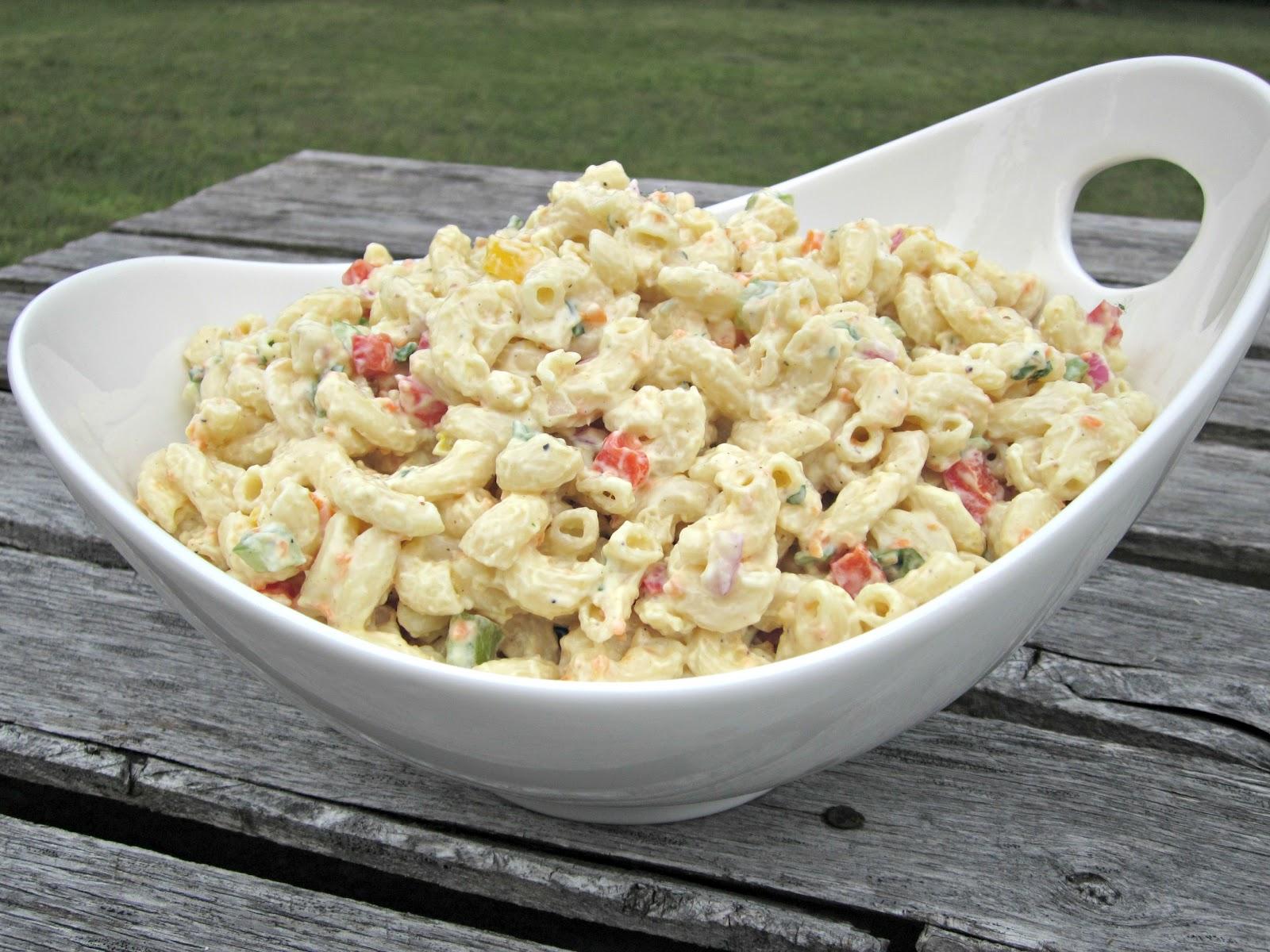 Hungry Couple: The Ultimate Macaroni Salad