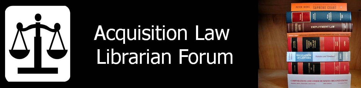 The Legal Acquisition Forum
