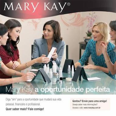 Venha ser um Consultora Mary Kay
