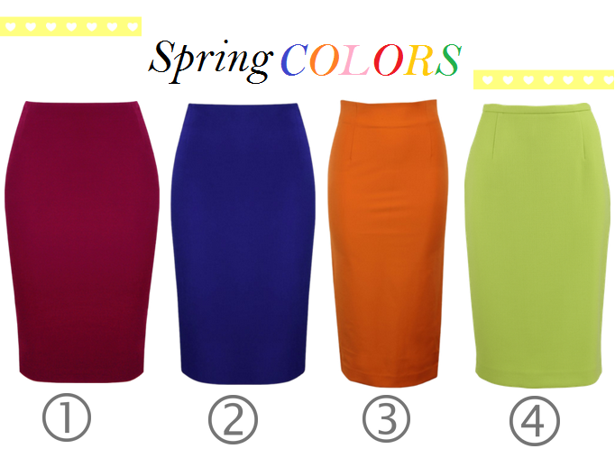 Style-Delights: Wardrobe Staple: Pencil Skirts