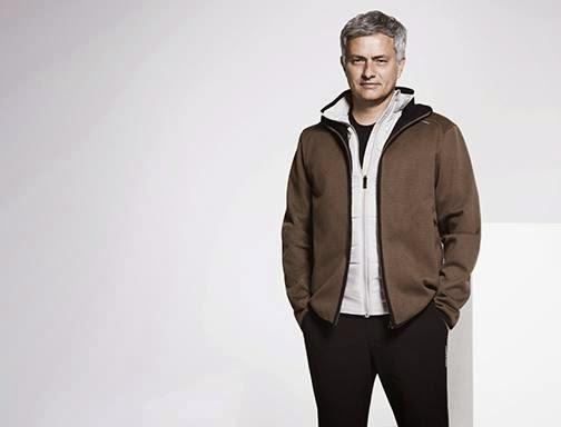 Mourinho presenta la nueva colección de Porsche Design Sport by adidas