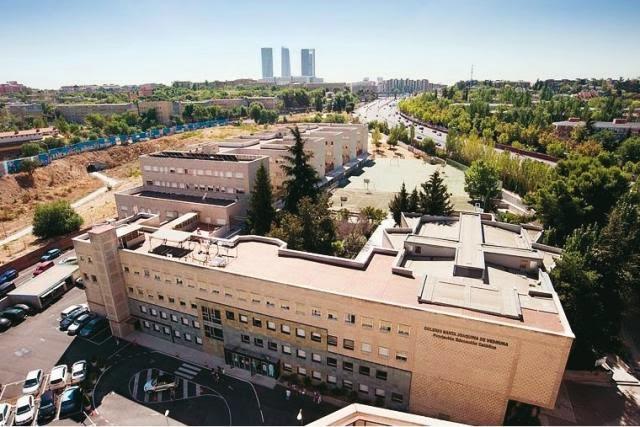 El alimoche manlleu - Colegio escolapias madrid ...