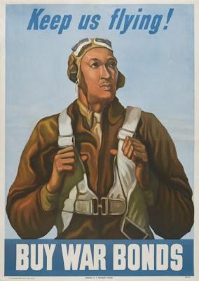 Keep us flying, Tuskegee Airmen