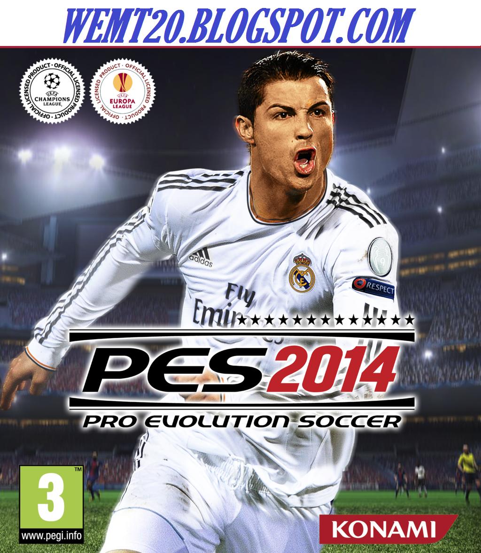 "Pes 2013 Pc Edições Evolution: WEMT VIDEO JUEGOS: PES 2014 FULL PC EN ESPAÑOL ""TORRENT"