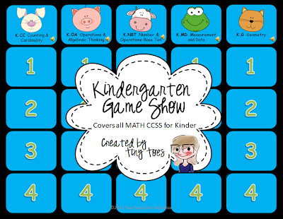 A Quick Fun Way To Practice Common Core State Standards For Kindergarten MATH This Powerpoint Game Can Also Be Played On Your SMARTboard