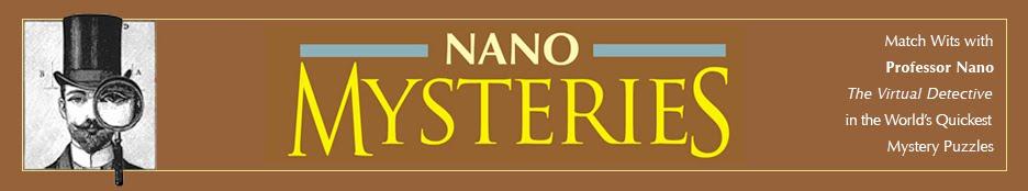 Nano Mysteries