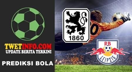 Prediksi TSV 1860 Muenchen vs RB Leipzig, Bundesliga 27-09-2015
