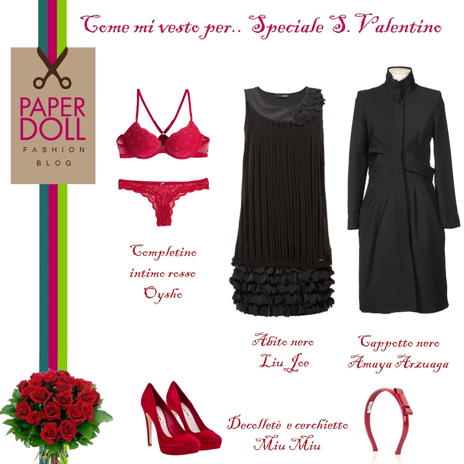 f82d2ad22ba9 Come mi vesto per.. Speciale S. Valentino