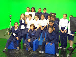 Conhecendo os bastidores da TV.       Visita aos estúdios de TV e Rádio da Faculdade Belas Artes/SP