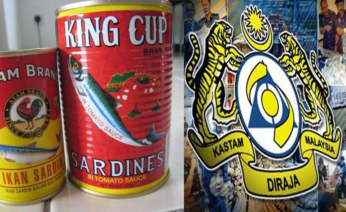 GST sardin sebab makanan diproses Kastam jawab 106 soalan berkaitan GST