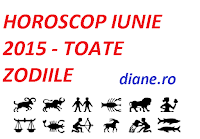 Horoscop iunie 2015 - Toate zodiile