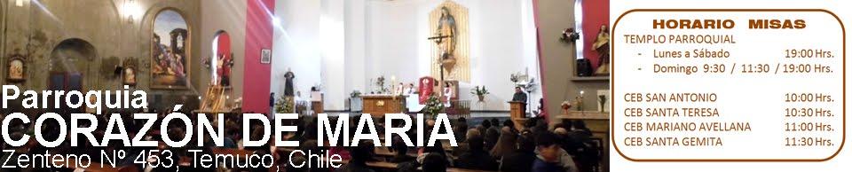 Parroquia CORAZÓN DE MARÍA