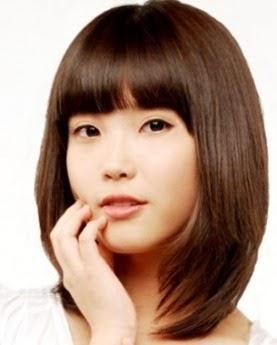 Foto Model Rambut Panjang Untuk Wajah Bulat