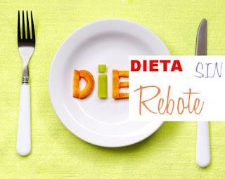 Dieta sin rebote: 2 kilos por semana