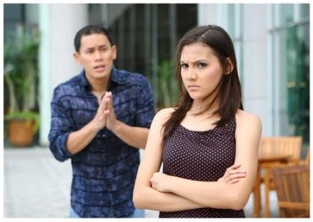 10 Punca Wanita Tidak Percaya Pada Lelaki