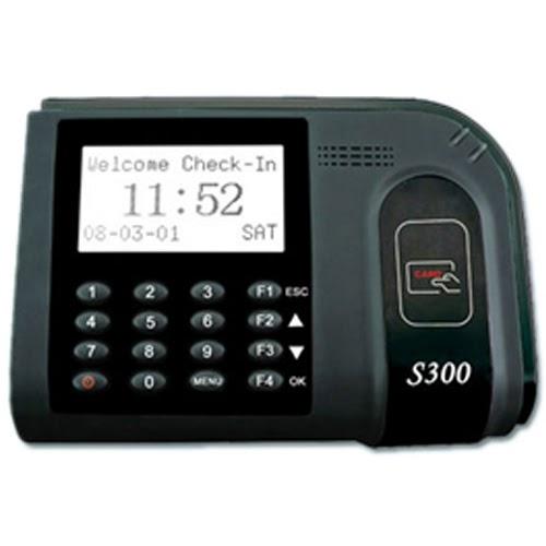 Máy chấm công thẻ từ ronald jack S300