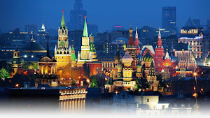 CURRENT LOCATION: Moscow, Russia