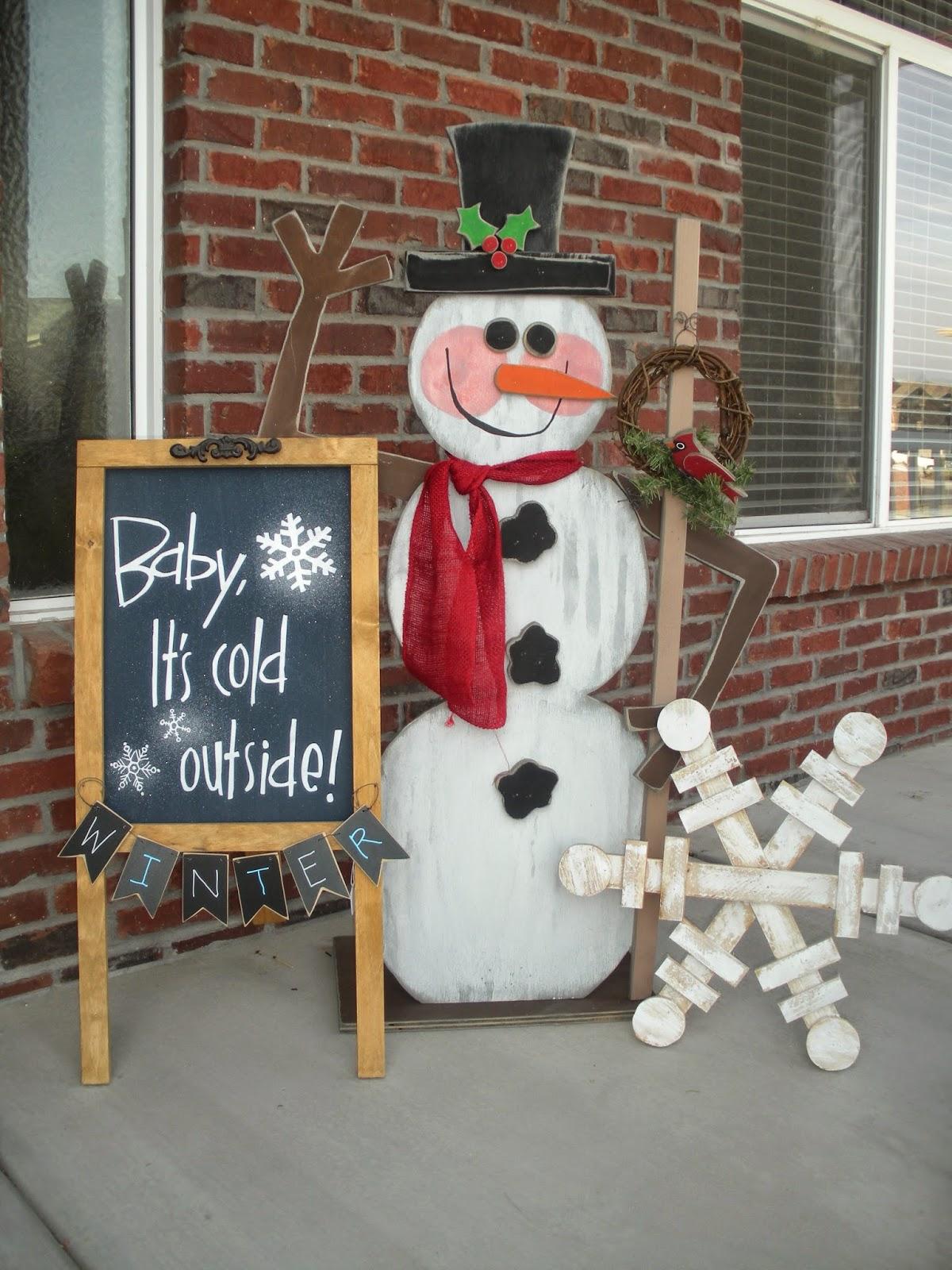 Make take winter crafts for make take for Make it take it crafts