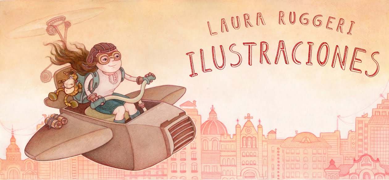 Laura Ruggeri Illustrations