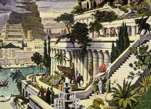 BABILONIA EN 3D