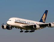 Airbus A380Singapore Airlines (airbus singapore airlines)