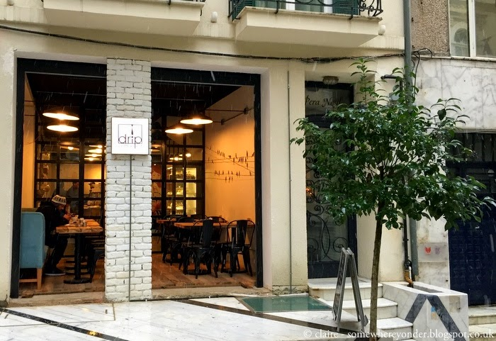 drip café, Istanbul