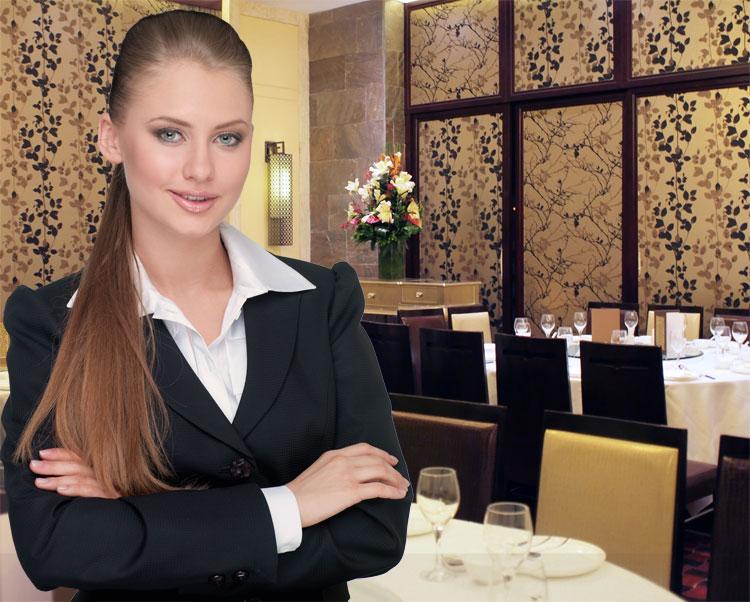 Hostess on Office Staff Job Description