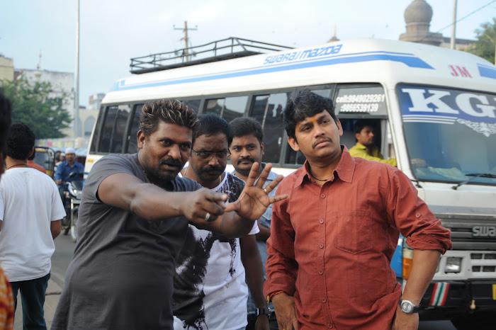 Kandireega Movie Working Stills, Ram Hansika Kandireega Movie On Location Photos cinema gallery