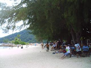 Taman Laut Pulau Redang Beach