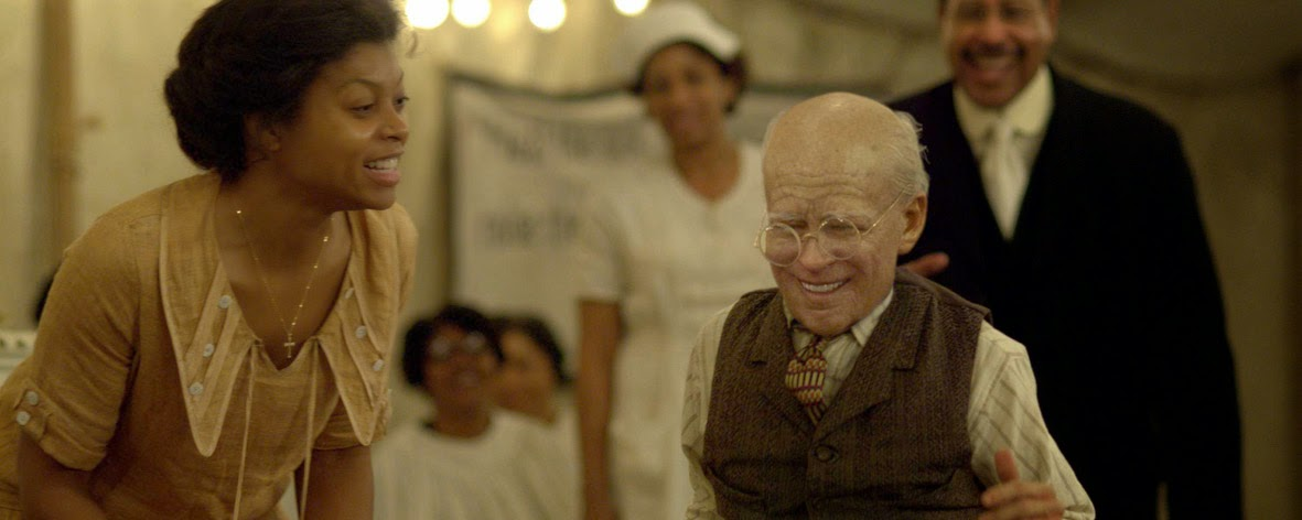 The Curious Case of Benjamin Button - Dziwny Przypadek Benjamina Buttona - 2008