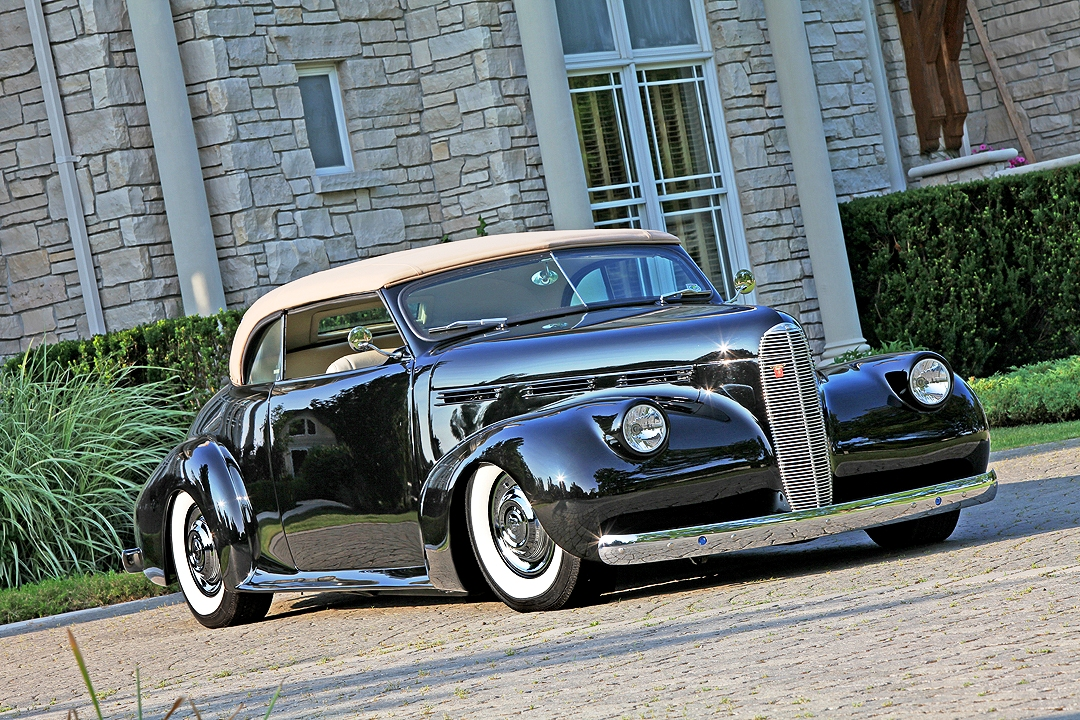"Classic Wheels and Vintage Wings: Sold: ""The Black Pearl"" - Stunning"