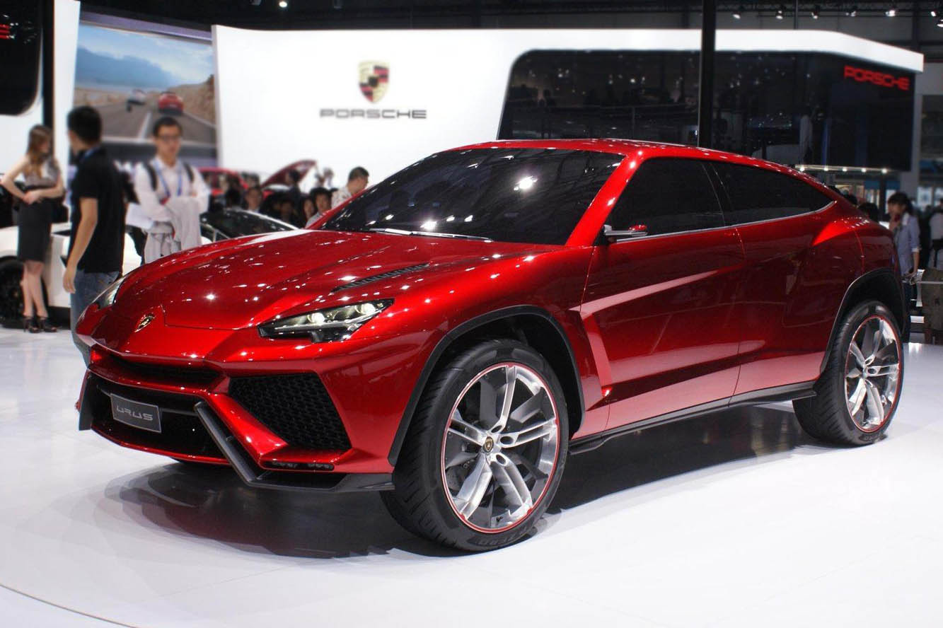 lamborghini urus autosmr. Black Bedroom Furniture Sets. Home Design Ideas