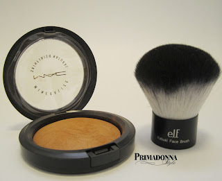 Setting Powder for dark skin black african american women of color WOC