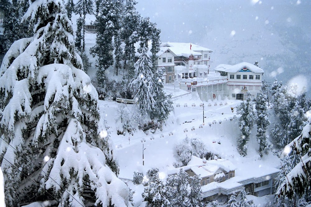 Visiting Places Of India Himachal Pradesh Tourist Places
