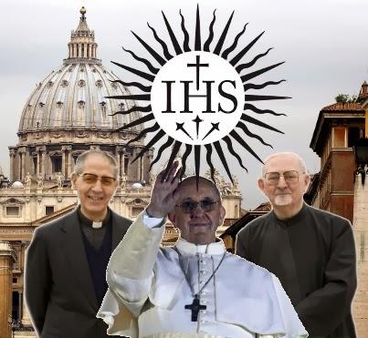 Le pouvoir occulte du Vatican, participation secrète avec les régimes totalitaires. - Page 8 Jesuitpope