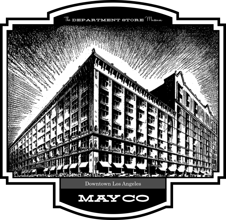 Los Angeles Supermarket: The Department Store Museum: The May Company, Los Angeles